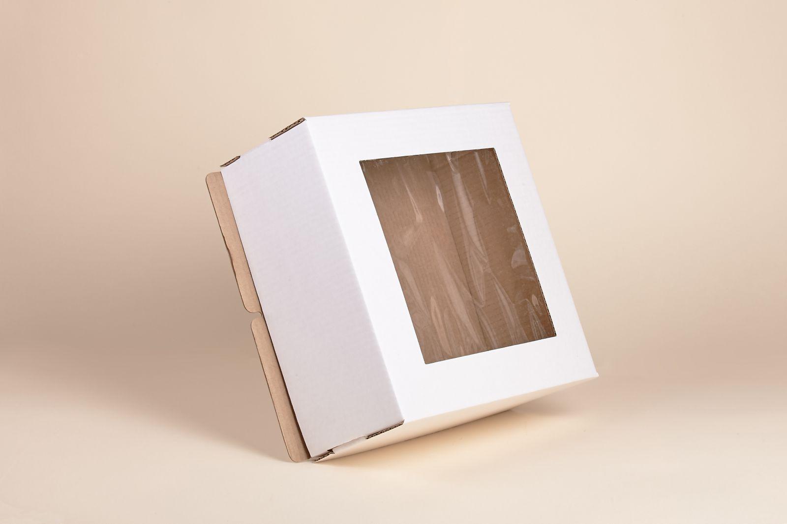 Купить коробки для тортов